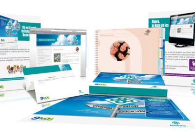 Campaña Kit de Beneficios / Clínica Alemana